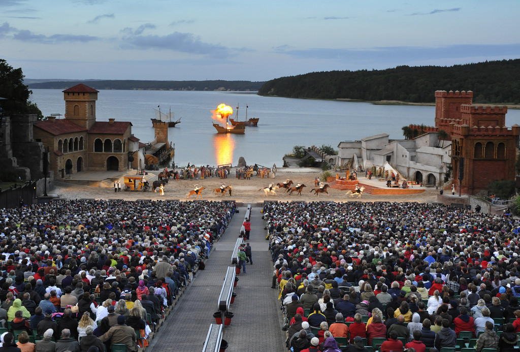 Störtebeker Festspiele Rügen